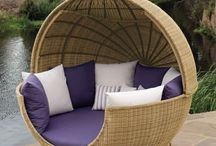 Rattan outdoor furniture / New collection by handmade world