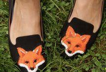 Обувь декор