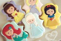 princess - cookies