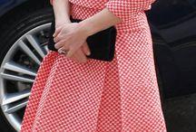 Kate middleton / Assim como eu, você também é apaixonada(o) no estilo da Princesa Kate Middleton? Então vem se inspira nessas fotos e leve para sua costureira fazer o que mais lhe agradar, aí poderá dizer que tem uma roupa igual a da Princesa. =}