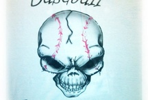 Everything Baseball &Softball  / by Zimmer DesignZ Airbrush Shop