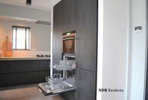 stoere keuken / robuuste keuken