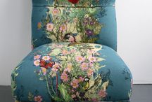 Upholstery for chairs