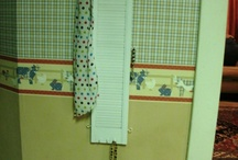 Shutters - Lori Hilker Designs / Projects using upcycled wood shutters. / by Lori Hilker