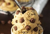 No bake cookie dough