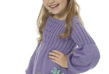 Knitting Patterns for Sienna