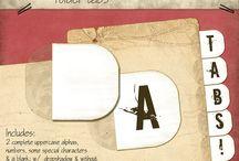scrapbooking paper crafty  / by Leslie Block