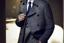 Menswear / Suits, ties, watches, coats, shoes and other men's apparel and accessories.