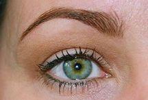 Permanent makeup / Make up techniques and permanent makeup