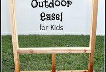 Kids' Outdoor Playspace