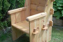 Wikinger Möbel