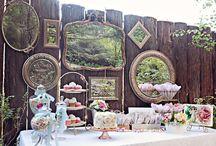 Sweet tables et gâteaux de mariage