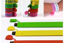 USB Wristbands / Promotional USB Wristbands from USB2U