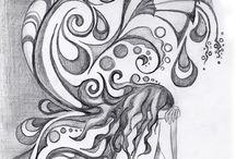 I am Art / when I paint my reverie