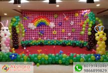 Balloon Wall 3 D Themes For Birthday Party / Balloon Wall 3 D Themes For Birthday Party