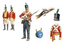 FZ Fanteria Inglese 1700-1800