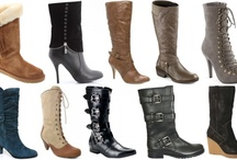 all about the boots / by Carolyn