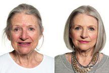 Make up older women