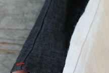 dressmaking details