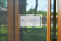 BLOCKFFLY / This board is dedicated beautex's new product, BLOCKKFLY, an Indo-Italian venture of high quality pleated insect screens, designed by Lucia Di Francesco.