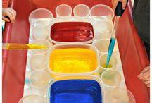 Farben Kunst