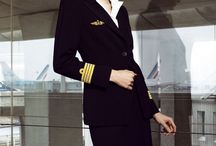Glamorous Uniforms