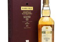 Littlemill single malt scotch whisky / Littlemill single malt scotch whisky