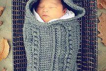 Schlafsäcken für Babys