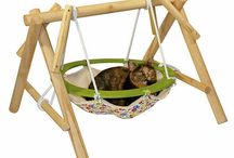 Cat hammock and other stuff