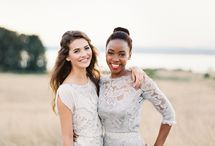 On-Trend Weddings / 2015's most trendy wedding details! See what couples around the world are looking for right now.