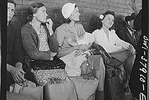 allaitement : photos historiques