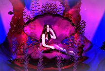 THE LONELY MERMAID - Lidia in Wonderland (Musical and Artistic Project)