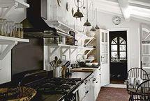 Kitchens / by Jean Schoon