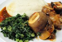 African food recipes