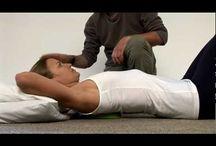 Øvre rygg/nakke video