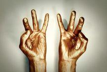 ruky a energia
