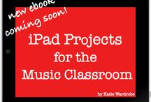iPads / Technology in music, iPads and Garageband