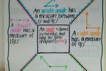 School Stuff - Math / So many good tips for math I had to create a board just for them. / by Sandee Rodriguez