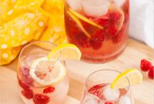 Refreshments and drinks