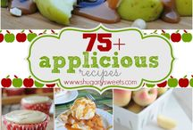 I love fall for the apples!  / by Allison Troxel