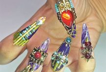 Nail designs...Predictions for 2016...