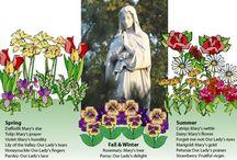 Liturgical Year--Marian Gardens