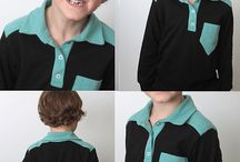 Boys t shirt pattern