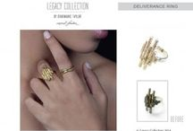 The Whole (S)tory: Jewelry Designer Interviews
