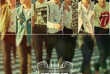 Bangtan Boys [BTS]