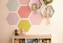 półka honeycomb