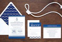 Nautical Wedding / by Adori Designs