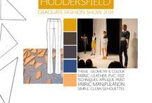 Huddersfield Graduate Fashion Show / The 2014 Graduate Fashion Show from The University of Huddersfield