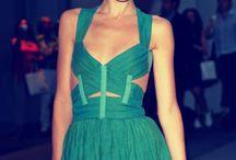 dressed to the nines / by Amanda Kamla