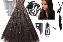 Costumes/Outfits From and Inspired by Movies, TV Shows, ETC. / by Desiree Leal